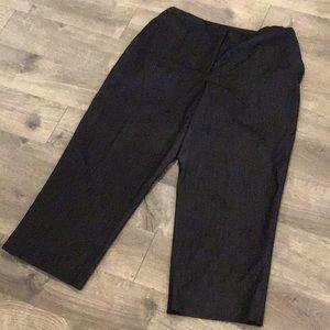 Ruby Rd Dress Pants Size 16W Dark Gray